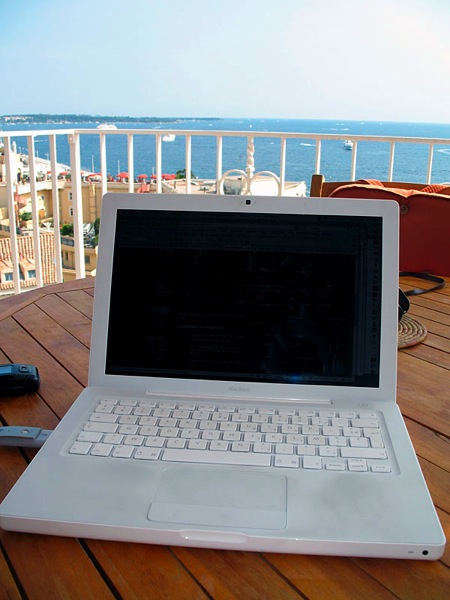 Macbook à Cannes