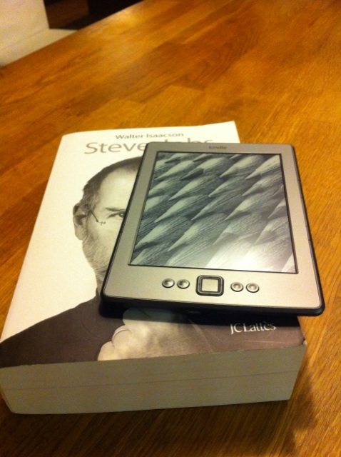 Kindle addict