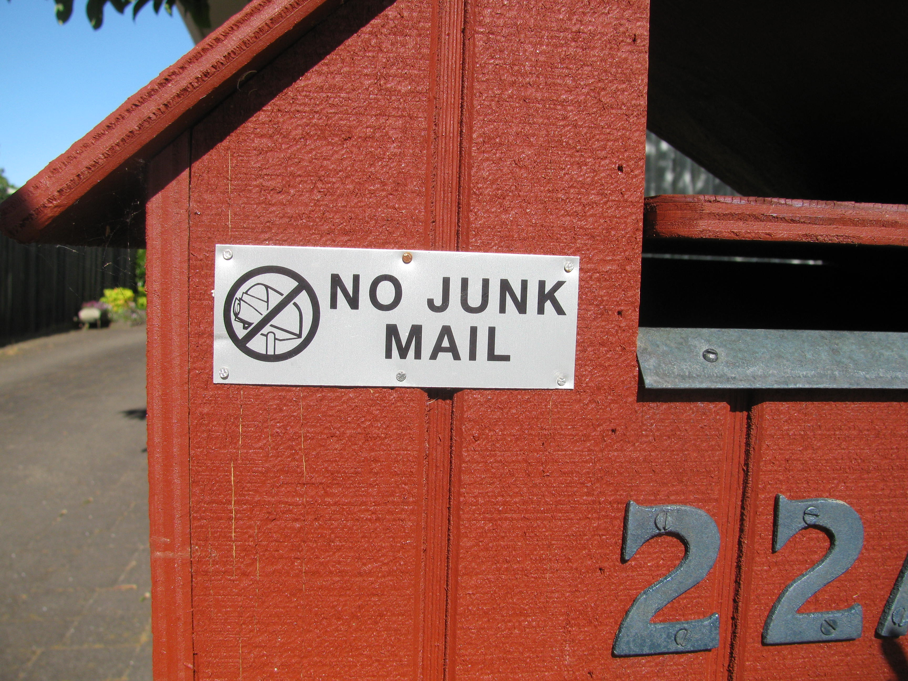 Comment j'ai vaincu le spam dans ma boite mail